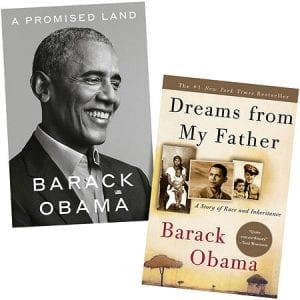 A Promised Land/Dreams from My Father Bundle (Barack Obama)