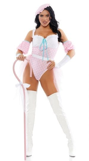 Yandy Bo Peep This Costume (Sexy Little Bo Peep Costume)