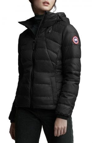 CANADA GOOSE Abbott Packable Hooded 750 Fill Power Women's Down Jacket