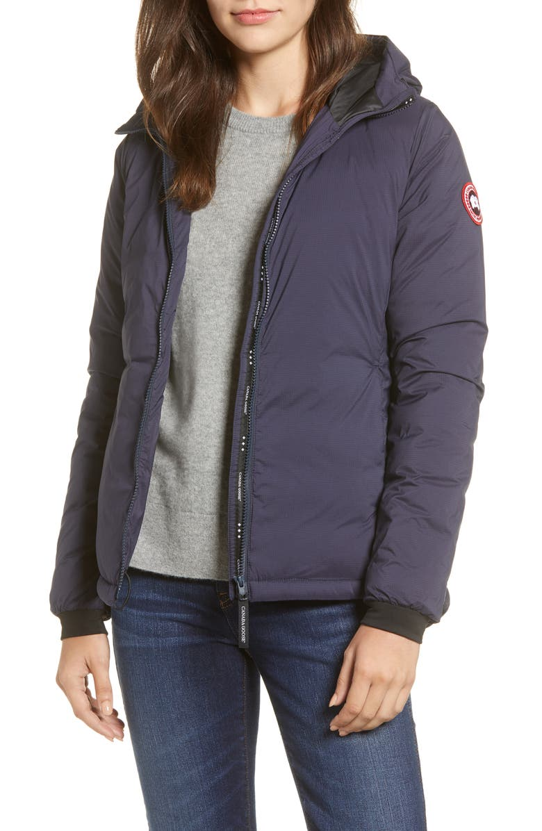 CANADA GOOSE Camp Down Hooded Water Resistant Jacket
