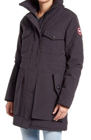 CANADA GOOSE Gabriola Water Resistant Arctic Tech 625 Fill Power Women's Down Parka