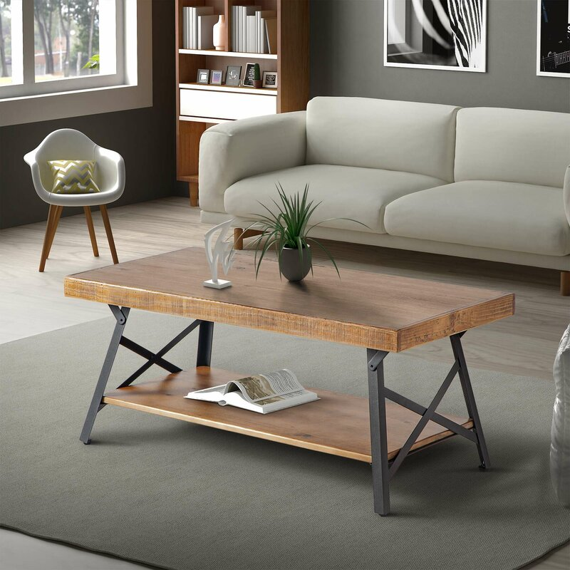 Gracie Oaks Sahin Coffee Table