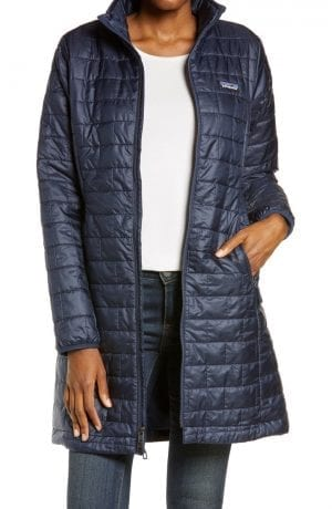 Patagonia Nano Puff Water Repellent Women's Puffer Jacket
