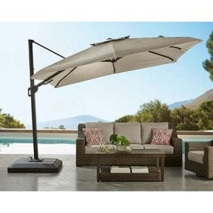 Member's Mark 10′ Cantilever Umbrella
