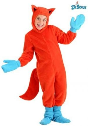 Dr. Seuss Fox in Socks Kids Costume