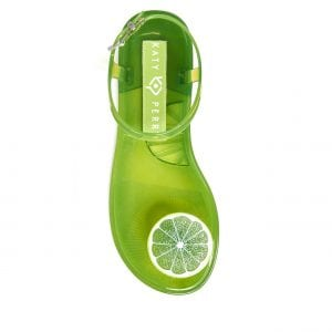 Katy Perry The Geli Lime Women's Sandals