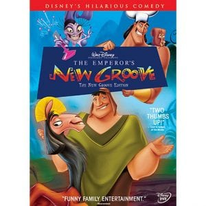 Disney The Emperor's New Groove (DVD)