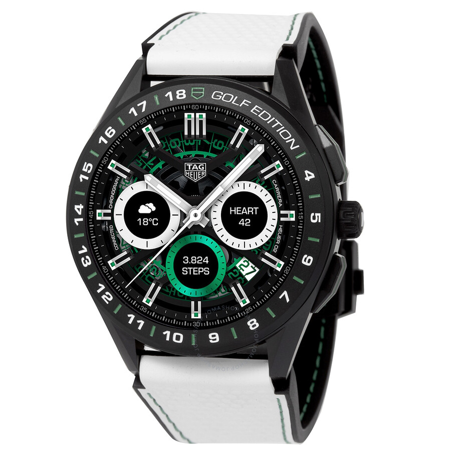 Tag Heuer Connected Golf Edition Chronograph Men's Watch