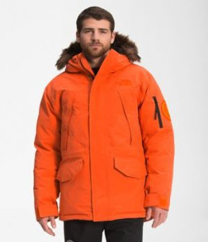 The North Face Men's Expedition McMurdo Parka